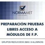 Pruebas Libres FP